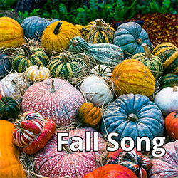 Art Icon - Fall Song